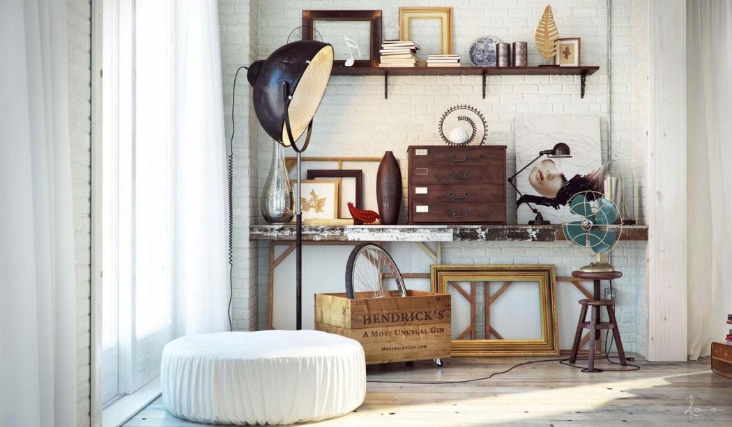 dekoratif-endustriyel-tarz-esyalar
