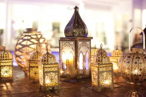 moroccan-stili-metal-bahce-fenerleri