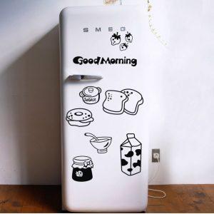 Buzdolabı Sticker Modelleri