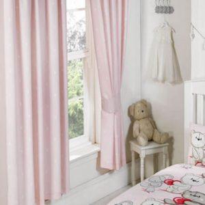 Kız Çocuk Odası Perde Modelleri Örnekleri