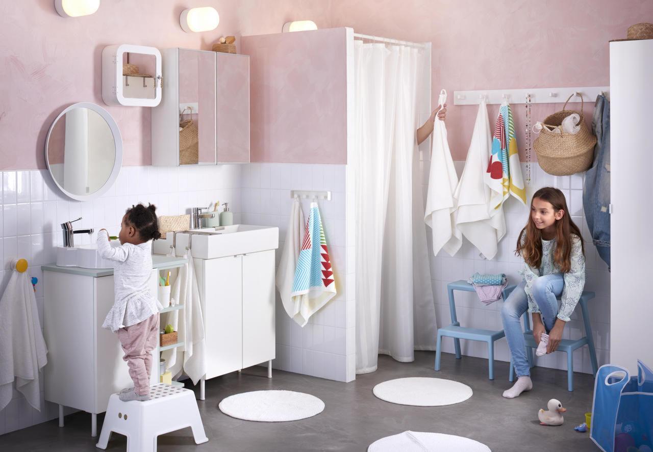 Ikea 2018 Banyo Dekorasyonu
