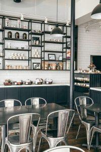 Cafe Dekorasyon Örnekleri