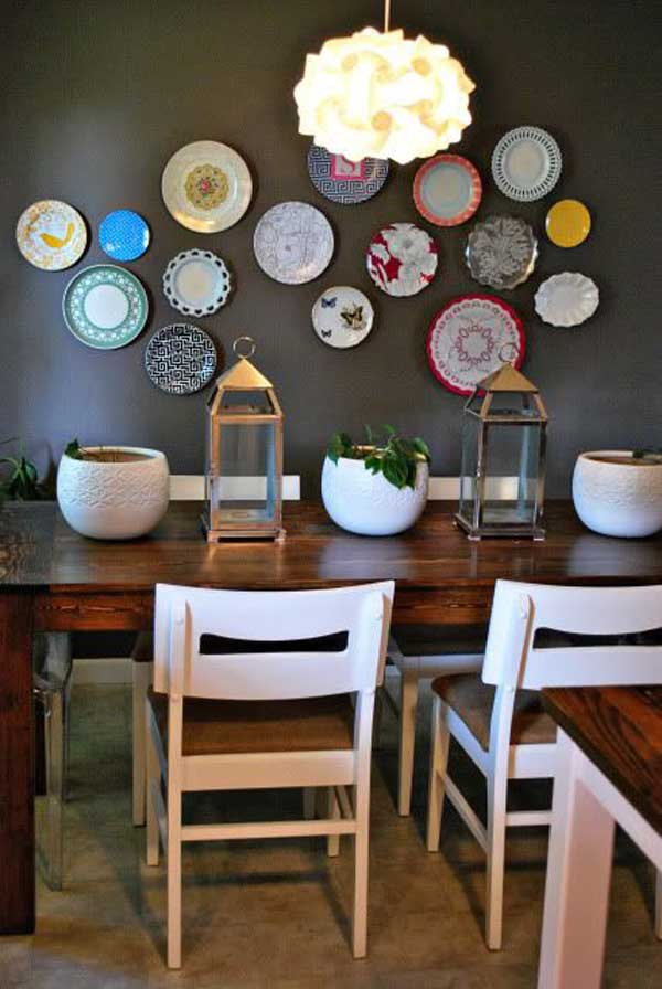 Duvar Dekorasyon Fikirleri Mutfak
