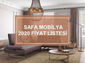 safa mobilya 2020 fiyat listesi