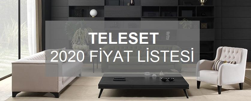 teleset mobilya fiyat listesi