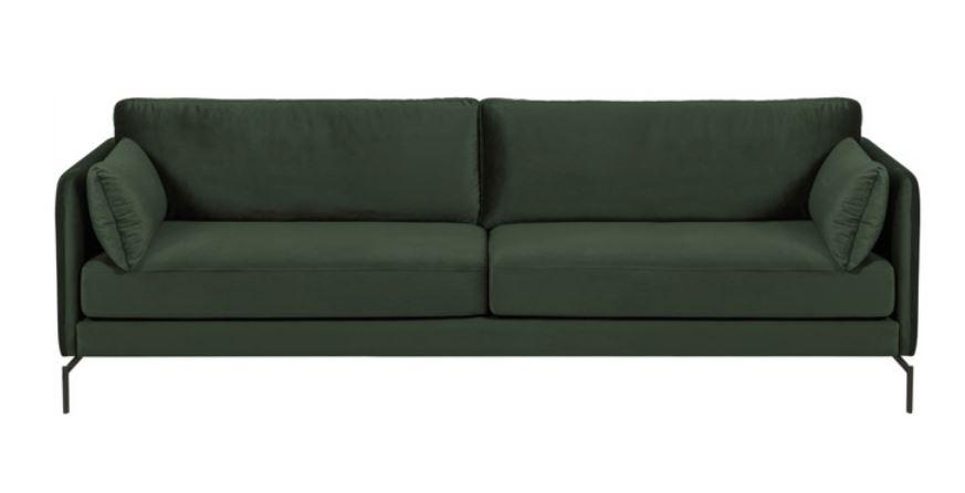 mudo yeşil kanepe