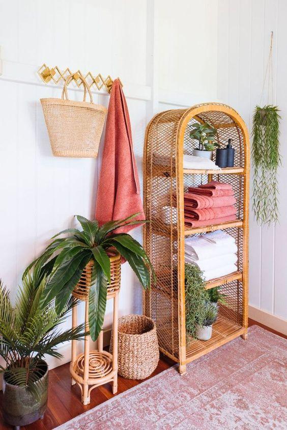 doğal banyo dekorasyonu nasıl olmalı