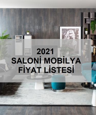 2021 saloni mobilya fiyat listesi