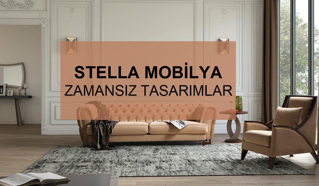 stelle mobilya modelleri